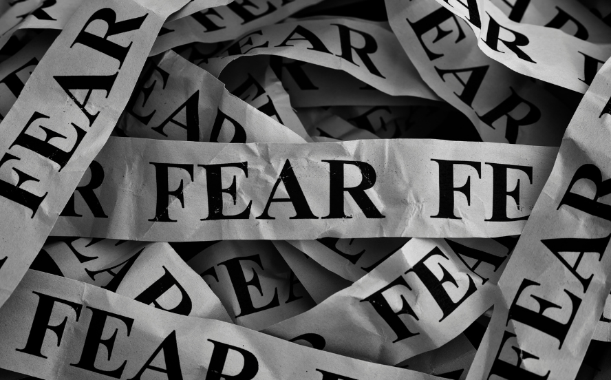 selling from fear